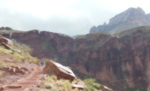 South Kaibab Trail October 2015